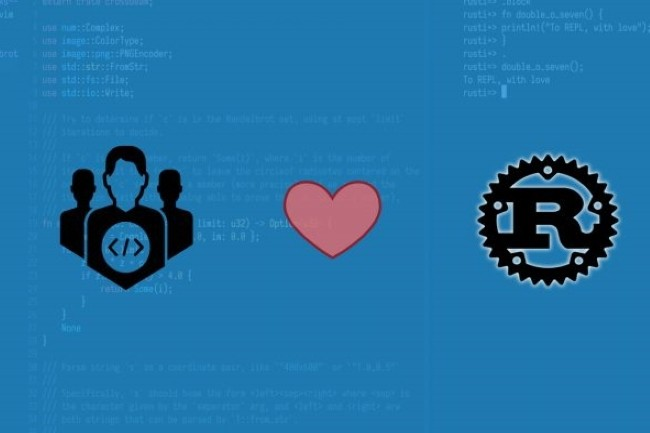 Le langage Rust est de plus en plus apprécié par les développeurs même si son accès apparaît difficile. (Crédit Photo : DR)