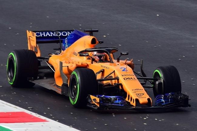 L'IoT et l'edge computing sont les deux priorités technologiques pour le groupe McLaren. (Crédit Photo : Artes Max from Spain/Wikipedia)