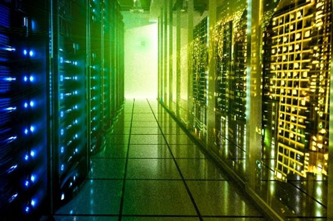 Lenovo compte sur sa capacité à fournir des équipements pour data centers pour se diversifier mais reste encore porté par ses ventes de PC. (Illustration : D.R.)