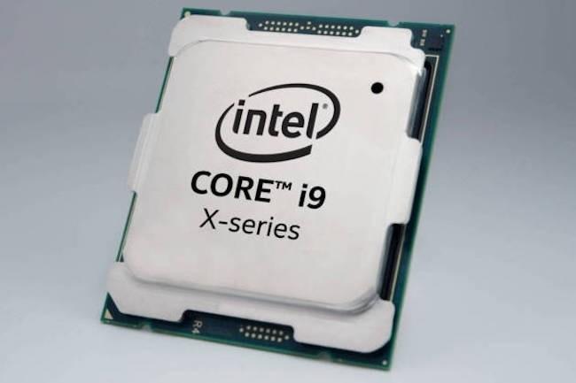 Des chercheurs ont découvert que les puces Cascade Lake d'Intel étaient sensibles à une variante d'attaque nommée Zombieland. (Crédit Photo : Intel)
