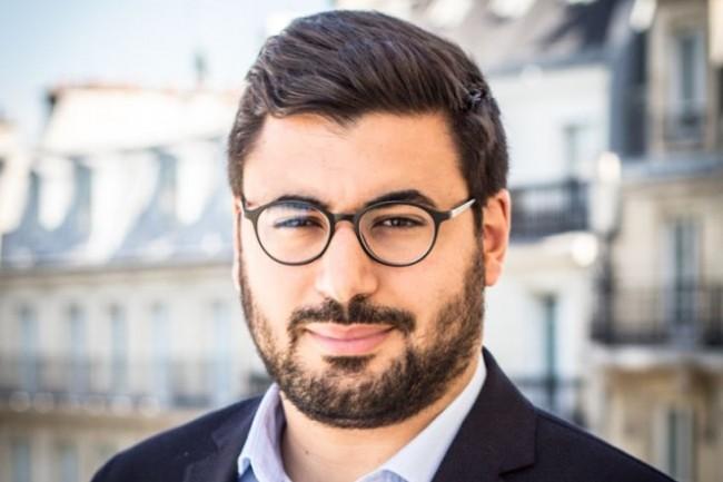 Avec sa levée de 3 millions d'euros, la start-up Finfrog, dirigée par Riadh Alimi (fondateur et directeur général) compte doubler ses effectifs et envisage l'ouverture d'un bureau en région. crédit : D.R.