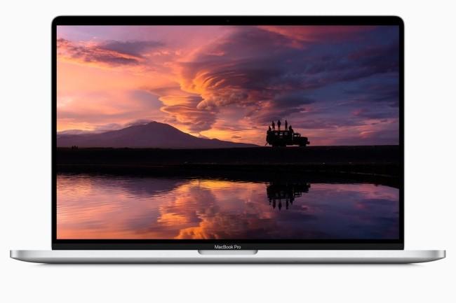 MacBook Pro 16 : une machine classique, avec quelques manques