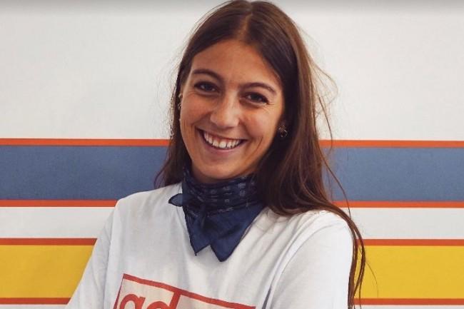 Chloe Hermary , fondatrice et directrice générale d'Ada Tech School, souhaite féminiser l'univers de la programmation informatique. Crédit. D.R.