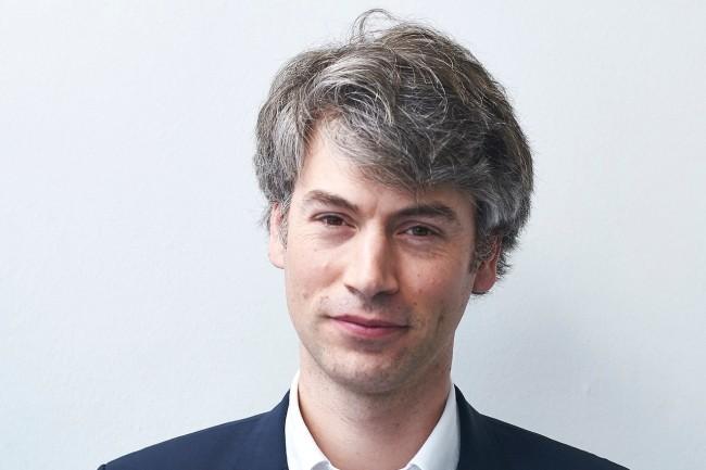 Clément Moreau, PDG et co-fondateur de Sculpteo, restera à la tête de l'entreprise après le rachat par BASF. (Crédit BASF)
