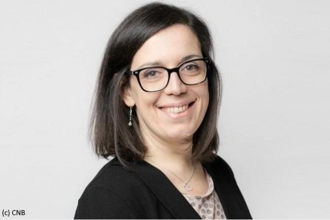 Sandrine Vara, présidente de la commission Numérique du Conseil National des Barreaux, s'offusque des refus de coopération du Ministère de la Justice. (Crédit : CNB)