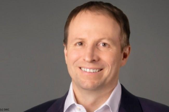 Nathan Rogers, DSI de SAIC « Vos 100 premiers jours ne doivent pas être consacrés à la technologie ». (Crédit : SAIC)