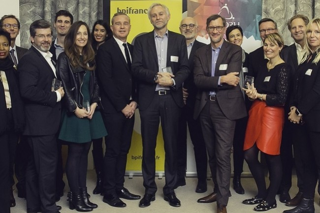 L'ANDRH a remis ses 6e prix du DRH numérique de l'année. (Crédit D.R.)