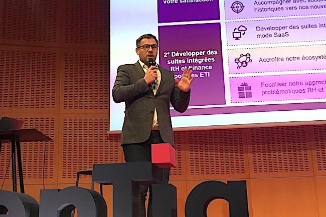 Pierre Polette, PDG de Talentia Software