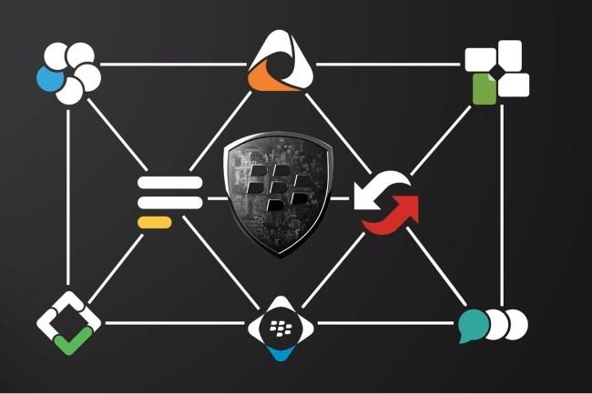 La suite UEM de BlackBerry pour la gestion des terminaux intègre la notion de zero trust. (Crédit Photo : BlackBerry)