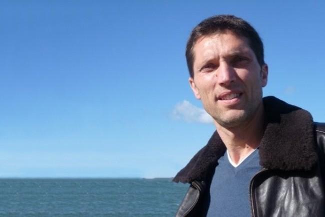 Franck Dey, architecte des infrastructures techniques de l'INA, a refondu le stockage notamment pour s'adapter au nouveau plan de secours informatique.