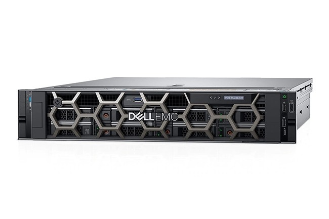 Comme c'est le cas depuis le début de son année fiscale, Dell Technologies a de nouveau subit d'importantes baisses de ses ventes de serveurs. (Crédit : Dell EMC)