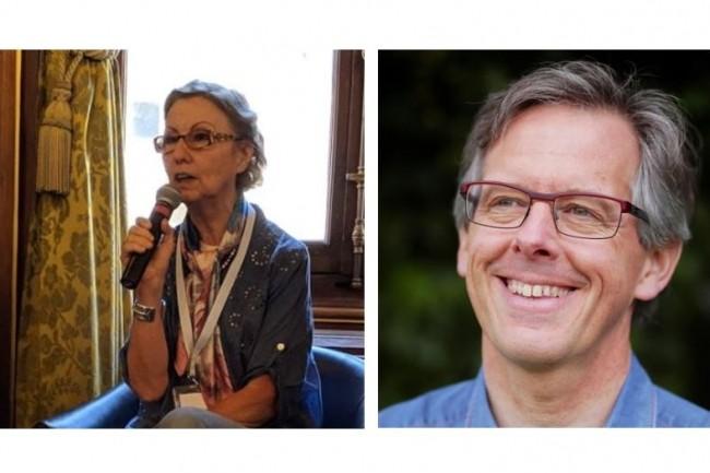 Les dirigeants de l'Adira, Mary-José Sylvain (déléguée générale) et Henri Linière (président) mettent un point d'honneur à concilier IT, digital et humain. (crédit : D.R.)