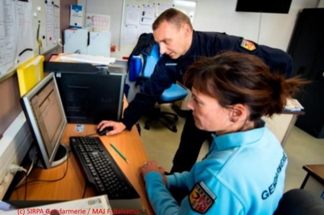 La Gendarmerie utilise de nombreux outils informatiques dans le cadre de ses enquêtes.
