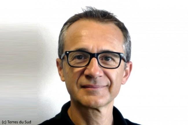 Fabrice Maumy, directeur de la transformation digitale et du système d'information de Terres du Sud, mène depuis un an une transformation digitale du groupe qui inclut le recours à la blockchain.
