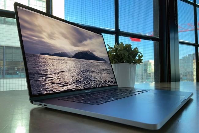 Le test du MacBook Pro 16 pouces par nos confrères de MacWorld montre que les critiques des utilisateurs ont été entendues. (Crédit Photo : IDG)