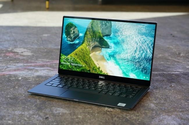 Le Dell XPS 13 répond au cahier des charges du Project Athena d'Intel. (Crédit Gordon Mah Ung/IDG)