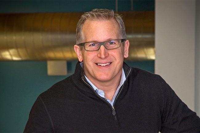 William Wagner est le président et CEO de LogMeIn. (Crédit : LogMeIn)