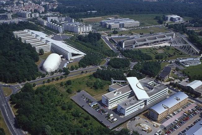 L'Université Gustave Eiffel rassemble différents établissements publics de recherche et d'enseignement supérieur dont l'Esiee Paris à Champs-sur-Marne. Crédit: Esiee Paris.