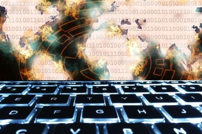 Les souches de rançongiciels comme LockerGoga, Ryuk et REvil ont allègrement été utilisées par les cyberpirates en 2019 pour extorquer des fonds. (crédit : TheDigitalArtist / Pixabay)
