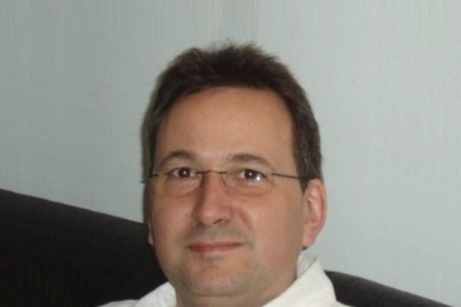Tony Cass, responsable du groupe Infrastructure informatique au CERN, insiste sur le caractère essentiel du réseau dans le quotidien de l'établissement.