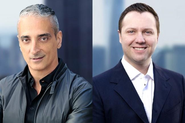 Bay Dynamics a été fondé en 2001 par Feris Rifai, CEO, et Ryan Stolte, CTO. (Crédit : Bay Dynamics)