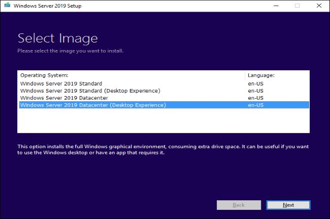 Avec Windows Server 2019, Microsoft pousse plusieurs innovations pour séduire les équipes IT et les inciter à migrer. (Crédit Photo : Microsoft)