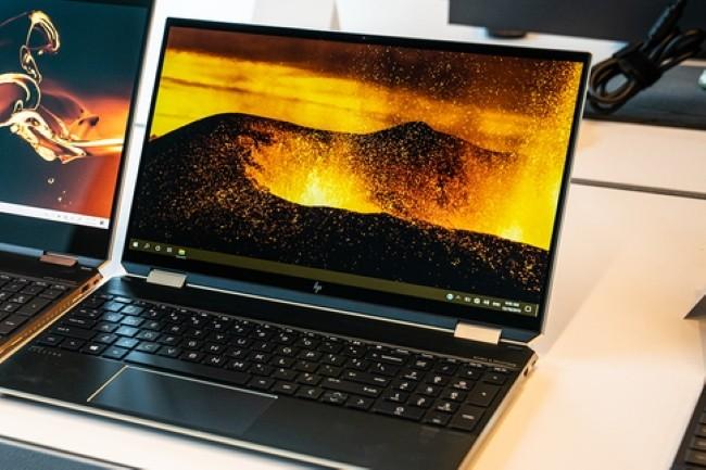 CES 2020 : le HP Spectre x360 15t se dote d'un écran 4K basse consommation