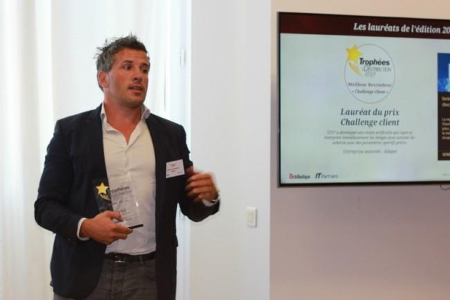 Le 3 juillet 2019, Patrick Frémond était présent lors des Trophées de la Distribution IT, organisés par Distributique et IT Partners, afin de recevoir le prix décerné à son entreprise.