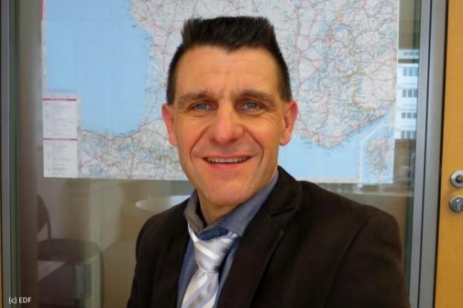 Michel Castel, Directeur adjoint CSP Comptabilité, EDF : « L'implication de l'équipe projet et des opérationnels a permis un bilan très positif. »