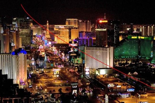 Las Vegas enregistre en moyenne par mois environ 279 000 tentatives d'intrusion sur ses systèmes informatiques. (crédit : wikipedia)