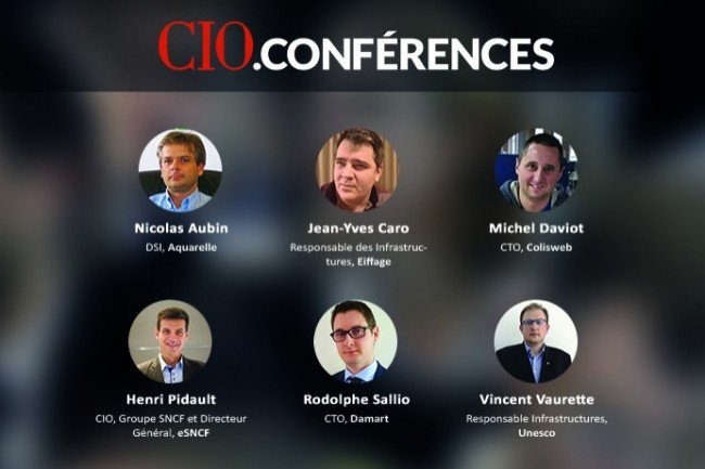 La conférence « Datacenters : les bons choix en 2020 » est organisé par CIO le 23 janvier 2020 à Paris.