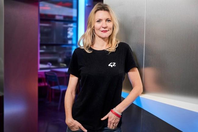 «Ce qui a vraiment marqué un tournant très important pour 42, c'est le lancement en juin 2019 de 42 Network, un maillage de campus partenaires à travers le monde», souligne Sophie Viger, directrice générale de 42.
