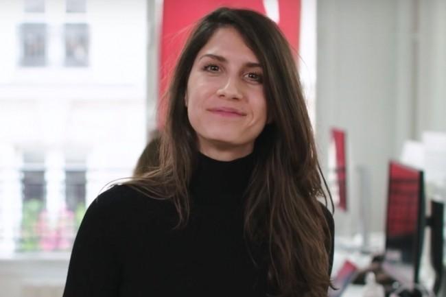 Bénédicte de Raphélis Soisson a fondé Clustree en 2014. (Crédit : Clustree)
