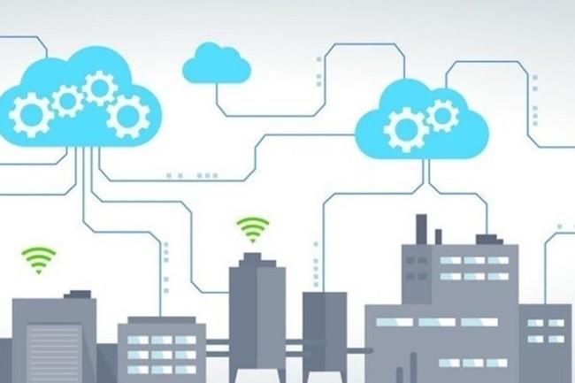 La baisse globale du marché entre juillet et septembre derniers tenait à la faiblesse des achats d'équipements pour le cloud public. (Crédit : D.R.)