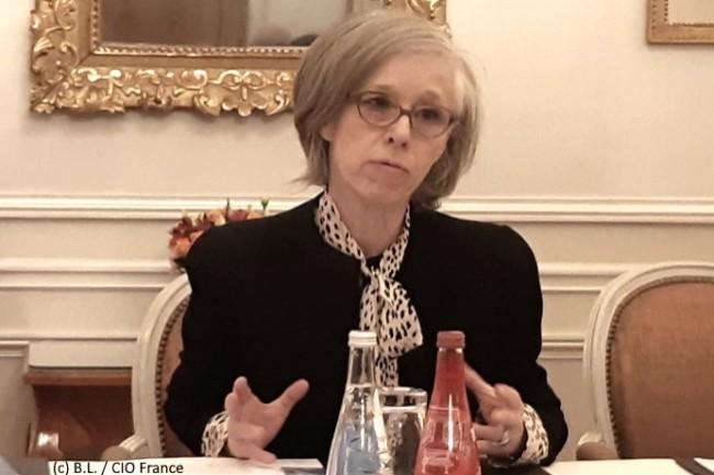 Brigitte Bouquot, présidente de l'AMRAE, a présenté le contenu des prochaines Rencontres du risk management.