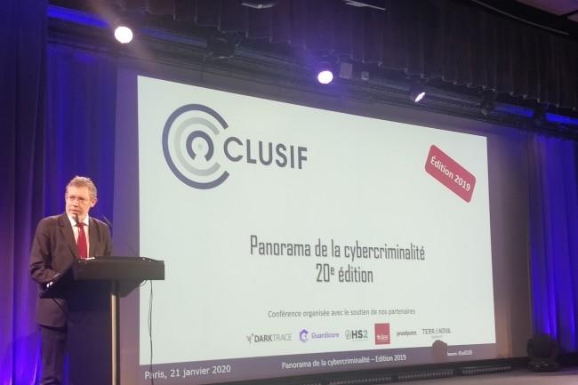 La vingti�me �dition du Panocrim du Clusif est riche d'enseignements sur l'�tat de la menace cyber. (Cr�dit Photo : JC)