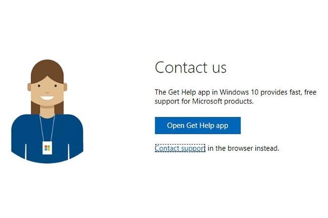 Parmi les informations vulnérables, figuraient les adresses électroniques et IP des clients. (Crédit : Microsoft)