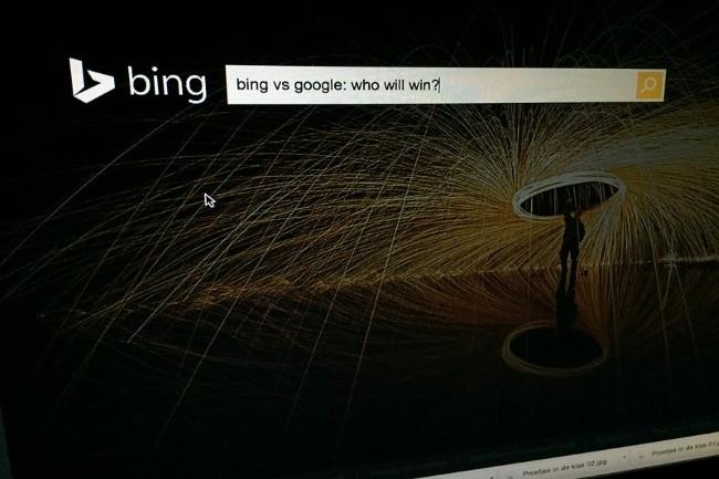 Profitant d'une mise à jour d'Office 365 ProPlus, Microsoft va imposer Bing comme moteur de recherche à Chrome. (Crédit Photo : Bram.Koster/VisualHunt)