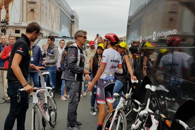 Le Tour de France est une cible de choix pour les cyberattaques (Crédit S.L.)