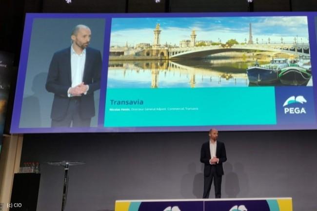 Nicolas Henin, DGA Commercial, Transavia : « un tel projet est avant tout un projet humain, à la fois au service des clients et des employés ».