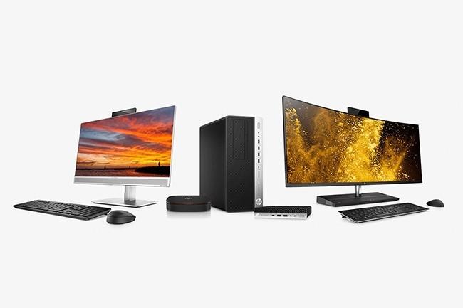 Dans la région EMEA, c'est HP qui domine, alors qu'il occupe la seconde position des ventes de PC globales. Au quatrième trimestre, ses livraisons ont crû de 7,2%. (Crédit : HP)