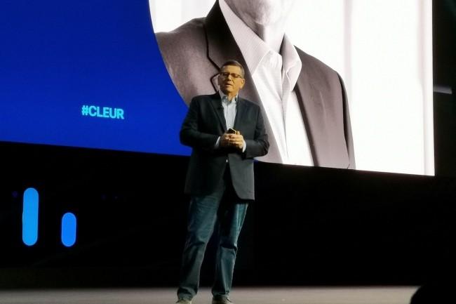 Avec la montée en puissance d'Intersight, HyperFlex entend orchestrer le déploiement et le pilotage des applications distribués, a expliqué  David Goeckeler, executive vice président et directeur de l'activité réseau et sécurité de Cisco. (Crédit S.L.)