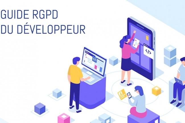 Sur GitHub, les professionnels du développement web vont pouvoir apporter leur contribution au guide RGPD proposé par la Cnil.(Crédit : Cnil)