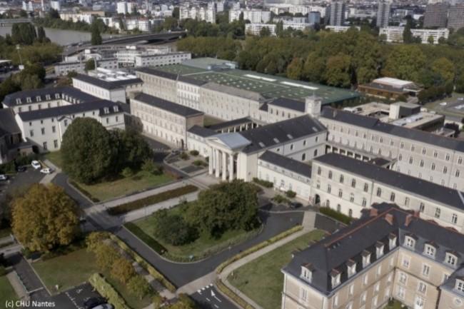 Le datacenter du CHU de Nantes héberge des services numériques destinés à tous les établissements de santé publics de Loire Atlantique. (Crédit : D.R.)