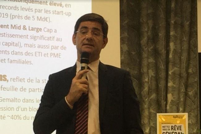« Le conseil est devenu un très grand métier du groupe », a confirmé ce matin Nicolas Dufourcq, directeur général de Bpifrance. (Crédit : LMI/MG)