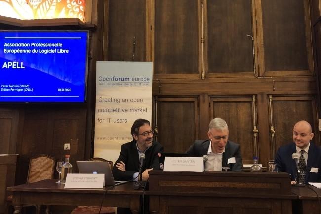 L'APELL (association professionnelles européennes du logiciel libre) a été crée avec au démarrage trois membres fondateurs. (Crédit Photo : DR)