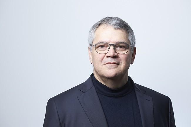 Jean-Yves Caro, CTO d�Eiffage, a r�pondu � nos questions � l�occasion de sa venue � la CIO.exp�riences � Datacenters : les bons choix en 2020 � le 23 janvier 2020. (Cr�dit : Bruno Levy)