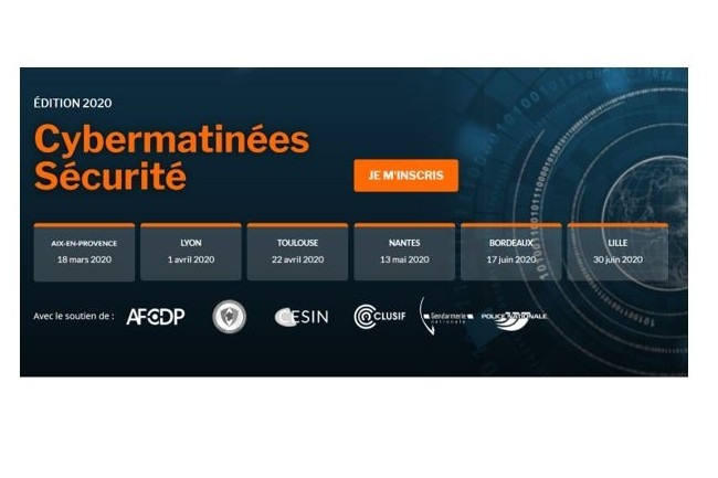 La Cybermatinée Sécurité du Monde Informatique et CIO à Aix-en-Provence se déroulera à l'Hôtel Renaissance le 18 mars 2020. (crédit : D.R.)