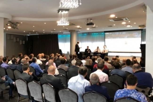 La CyberMatin�e S�curit� du Monde Informatique et CIO est organis�e � Lyon le 1er avril 2020 � Port Rambaud. (cr�dit : S.L.)