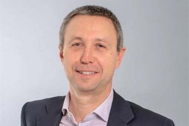 Pascal Wronski, DSI de Saint Maclou, a été le grand témoin de l'étape lilloise de l'IT Tour 2019 le 14 novembre dernier. (crédit : D.R.)